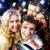 alegre · amigos · foto · adolescentes · riendo - foto stock © pressmaster