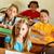 classmates at lesson stock photo © pressmaster