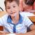 eğitim · okul · portre · akıllı · delikanlı · işyeri - stok fotoğraf © pressmaster