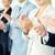 successo · foto · business · partner · mani · riunione - foto d'archivio © pressmaster