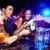 friends in bar stock photo © pressmaster