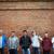 groep · gangsters · portret · verscheidene · straat · permanente - stockfoto © pressmaster