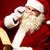 portret · gelukkig · kerstman · lezing · christmas · brief - stockfoto © pressmaster