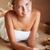güzel · genç · kadın · hazır · masaj · eller · yüz - stok fotoğraf © pressmaster