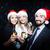 幸せ · 同僚 · クリスマス · シャンパン - ストックフォト © pressmaster