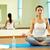 yoga exercise stock photo © pressmaster