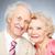 senior smiles stock photo © pressmaster