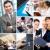collage · business · interazione · istruzione · uomo · gruppo - foto d'archivio © pressmaster