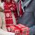 christmas · verrassing · afbeelding · verliefd · vent · vriendin - stockfoto © pressmaster