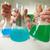 химического · изображение · стекла · один · химик · лаборатория - Сток-фото © pressmaster