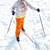 güzel · kayakçılık · yalıtılmış · beyaz · dağ · gözlük - stok fotoğraf © pressmaster