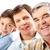 mannelijke · generatie · portret · vader · grootvader · zoon - stockfoto © pressmaster