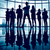 бизнес-команды · Постоянный · окна · лидера · бизнеса - Сток-фото © pressmaster