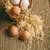 kosárnyi · tojás · vászon · természet · háttér · tyúk · csoport - stock fotó © pressmaster