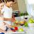 cooking together stock photo © pressmaster