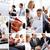 business · milieu · zakenlieden · presentaties · onderhandelingen - stockfoto © pressmaster