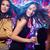 genç · kadın · gece · kulübü · gülen · kamera · kadın · cam - stok fotoğraf © pressmaster