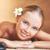 agradável · retrato · jovem · feminino · pronto - foto stock © pressmaster