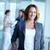 empleador · imagen · bastante · mujer · de · negocios · mirando · cámara - foto stock © pressmaster