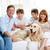 domu · portret · szczęśliwą · rodzinę · domowych · człowiek · chłopca - zdjęcia stock © pressmaster