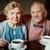 elegante · retrato · bonito · casal - foto stock © pressmaster
