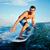 jeunes · vacances · d'été · eau · mer · vague · blanche - photo stock © pressmaster