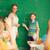 écolière · leçon · portrait · cute · fille · travail - photo stock © pressmaster