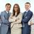 affaires · société · portrait · cinquième · gens · d'affaires · regarder - photo stock © pressmaster