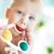 játszik · játék · portré · kicsi · fiú · gyerekek - stock fotó © pressmaster