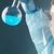 любопытный · ученого · химик · образец · жидкость - Сток-фото © pressmaster