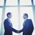 firma · contrato · foto · exitoso · empresarios · negocios - foto stock © pressmaster