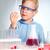 curioso · científico · químico · pruebas · muestra · líquido - foto stock © pressmaster