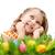 Pasen · easter · egg · witte · teken · 3d · illustration - stockfoto © pressmaster