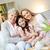 gelukkig · portret · meisje · moeder · grootmoeder - stockfoto © pressmaster
