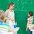 формула · портрет · Smart · учитель · Постоянный - Сток-фото © pressmaster