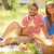 piknik · adam · mutlu · yaz - stok fotoğraf © pressmaster