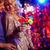 due · persone · flirtare · dancing · discoteca · Coppia · vetro - foto d'archivio © pressmaster