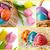 húsvéti · tojások · kollázs · különböző · képek · húsvét · felirat - stock fotó © pressmaster