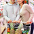 famille · heureuse · paire · femme · mari · Shopping · femme - photo stock © pressmaster