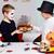 halloween · tat · fotoğraf · iki · erkek - stok fotoğraf © pressmaster
