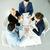 onderhandelingen · boven · geslaagd · partners · vergadering - stockfoto © pressmaster