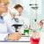 laboratuvar · bilim · adamları · eğitim · kadın · adam - stok fotoğraf © pressmaster
