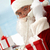 santa claus phoning stock photo © pressmaster