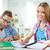élèves · écrit · examen · adolescents · étude - photo stock © pressmaster