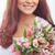 çekicilik · portre · gülen · kadın · taze - stok fotoğraf © pressmaster