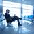 grupo · pessoas · de · negócios · aeroporto · empresário · internacional · edifício - foto stock © pressmaster