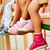 Legs of kids stock photo © pressmaster