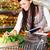 покупке · товары · супермаркета · изображение · красивая · женщина - Сток-фото © pressmaster