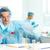 медицинской · исследование · изучения · новых · вещество · лаборатория - Сток-фото © pressmaster