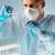 afbeelding · onderzoek · werknemer · meisje · werk · medische - stockfoto © pressmaster